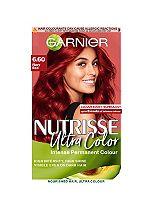 Garnier Nutrisse Ultra Permanent Colour 6.60 Fiery Red