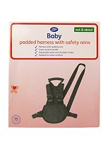 Boots Baby Padded Harness and Reins
