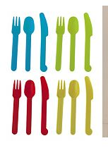 Boots Baby Cutlery Set - 12 Piece