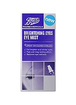 Boots Pharmaceuticals Brightening Eyes Eye Mist (10ml)