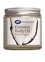 Boots Ingredients Coconut Oil 100ml
