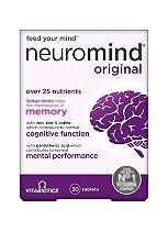 Vitabiotics Neurozan 30 Advanced Tablets