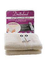 Dreamland Intelliheat Mattress Protector Double (dual control)