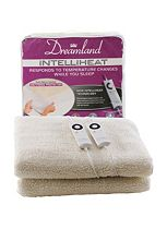 Dreamland Intelliheat Mattress Protector - King (dual control)