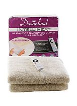 Dreamland Intelliheat mattress protector - Single