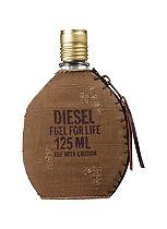 Diesel Fuel For Life For Him Eau de Toilette 125ml