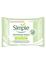 Simple Kind To Skin Facial Cleansing Wipes 7s