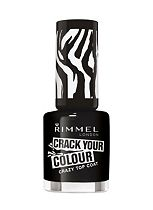 Rimmel London Cracked Crazy Topcoat