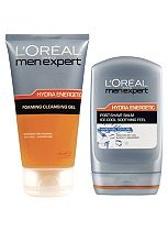 L'Oreal Men Expert Hydra Energetic Post Shave Kit
