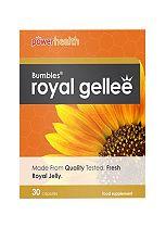 Bumbles Royal Gellee 500mg - 30 Capsules