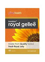 Bumbles Royal Gellee 500mg - 60 Capsules
