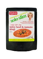 Rosemary Conley Solo Slim Spicy Beef & Tomato Soup (300g)