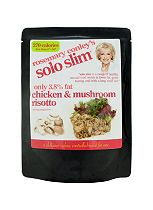 Rosemary Conley Solo Slim Chicken & Mushroom Risotto (300g)