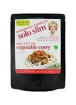 Rosemary Conley Solo Slim Vegetable Curry (300g)