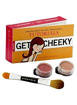 bareMinerals Tutorials: Get Cheeky