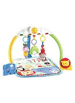 Fisher Price Eye See Musical Baby Play Gym