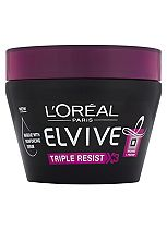 L'Oreal Elvive Triple Resist Arginine Masque Pot 300ml