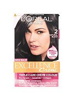 L'Oréal Paris Excellence Creme 2.0 Natural Black