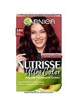 Garnier Nutrisse Ultra Permanent Colour 2.6 Dark Cherry