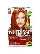 Garnier Nutrisse Ultra Color Nourishing Permanent Hair Colour 7.64 Intense Copper