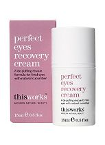 This Works perfect eyes recovery cream 15ml