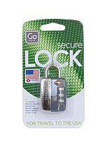 Go Travel Sentry Lock 336