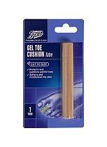 Boots Pharmaceuticals gel Toe Cushion Tube - 1 tube