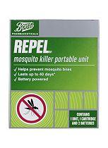 Boots  Repel Mosquito Killer Portable Unit