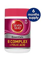 Seven Seas Vitamin B Complex 6 month supply