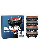 Gillette Fusion ProGlide Manual Razor Blades 4 Cartridges Pack