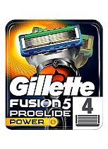 Gillette Fusion ProGlide Power Razor Blades 4 Cartridges Pack