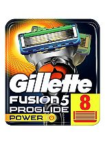 Gillette Fusion ProGlide Power Razor Blades 8 Cartridges Pack