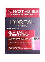 L'Oréal Paris Revitalift Laser X3 Renew Advanced Anti-Ageing Moisturiser