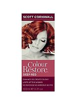 Scott Cornwall Colour Restore Deep Red Hair Toner 100ml