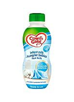 Cow & Gate Infant Milk for Hungrier Babies from Newborn 1 Litre