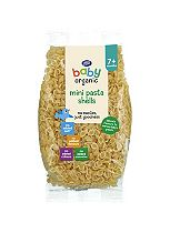 Boots Baby Organic Mini Pasta Shells Stage 2/3 7/12months+ 250g