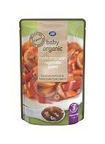 Boots Baby Organic Mediterranean Vegetable Pasta Stage 3 12months+ 180g