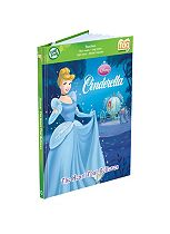 Leapfrog Tag Book Disney Cinderella Early Reader