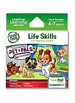 LeapFrog Explorer Learning Game: Pet Pals 2: Best of Friends