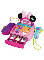 Minnie Mouse Electronic Cash Register