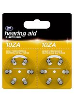 Boots 10ZA Hearing Aid Battery - 12 Batteries