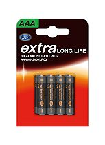 Boots Extra Long Life AAA Batteries x 8