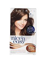 Clairol Nice 'n Easy Permanent Hair Colour Natural Medium Golden Brown 117