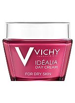 Vichy Idealia Smoothing and Illuminating Cream For Dry Skin 50ml
