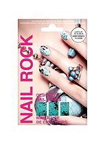 Nail Rock Nail Wraps - Duck Egg