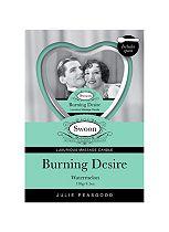 Swoon Burning Desire Massage Candle
