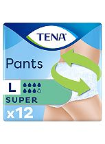 TENA Pants Super large - 12 Pants
