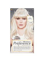 L'Oreal Preference Les Blondissimes Very Platinum Hair Dye