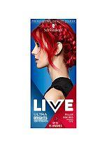 Schwarzkopf LIVE Ultra Brights 092 Pillar Box Red Hair Dye