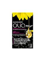 Garnier Olia Permanent Hair Colour 1.0 Deep Black